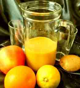 Fresh Grapefruit Juice For Weight Loss