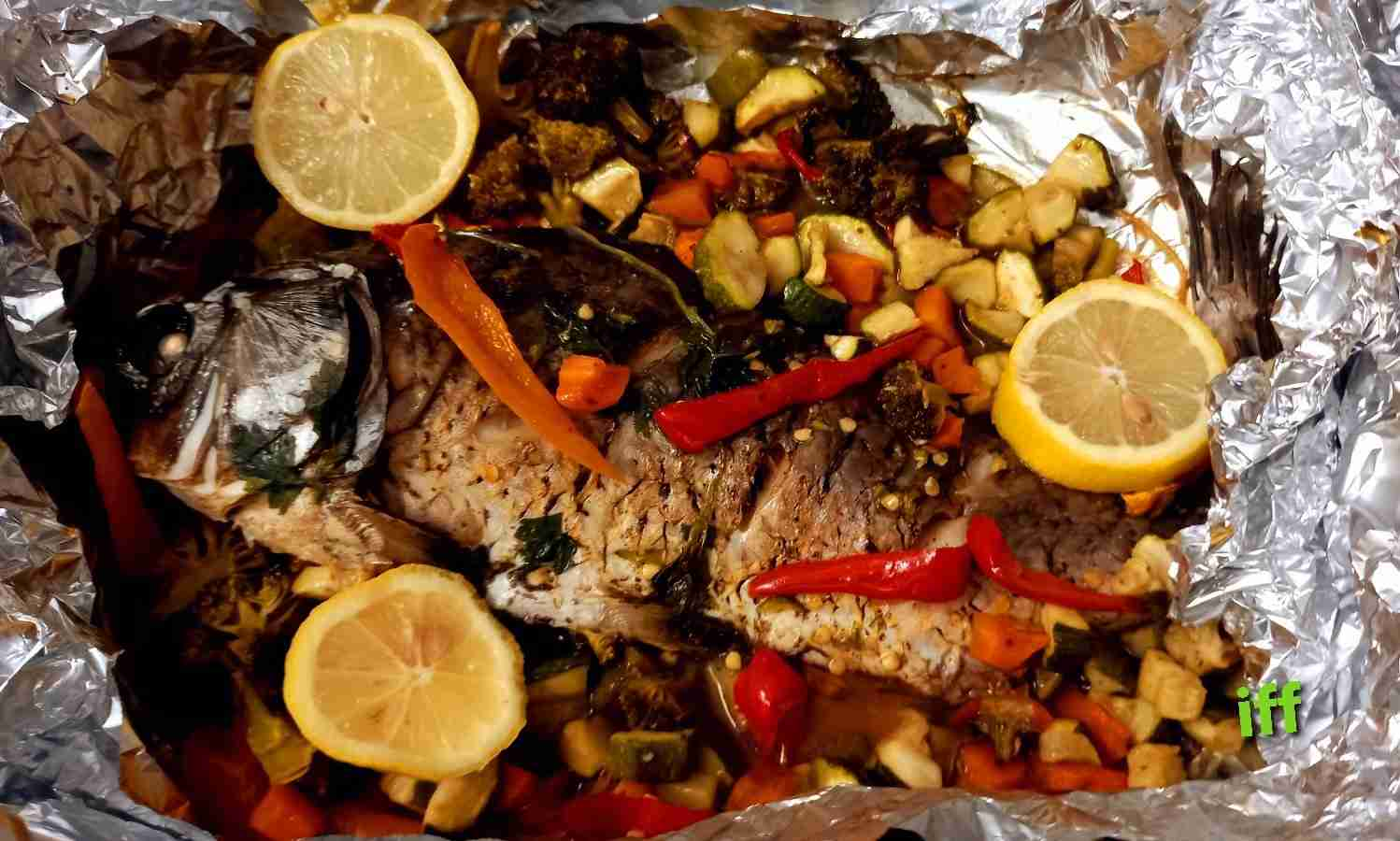 Baked Rainbow Trout Recipe