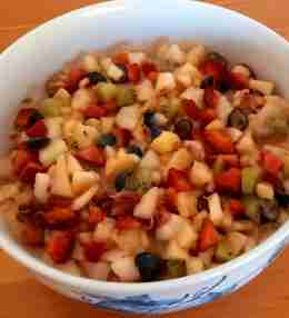 Fresh Spring Fruit Salad Recipe
